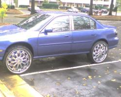 moneymarcs 2001 Chevrolet Malibu