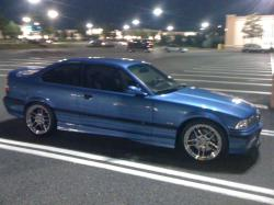 speeddemon560s 1999 BMW M3