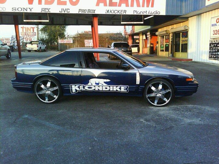 selfmade star 1997 oldsmobile cutlass supremesl coupe 2d specs photos modification info at cardomain cardomain