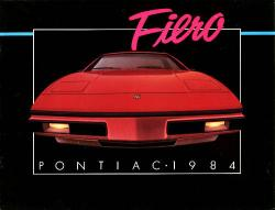 2Sly4Us 1984 Pontiac Fiero