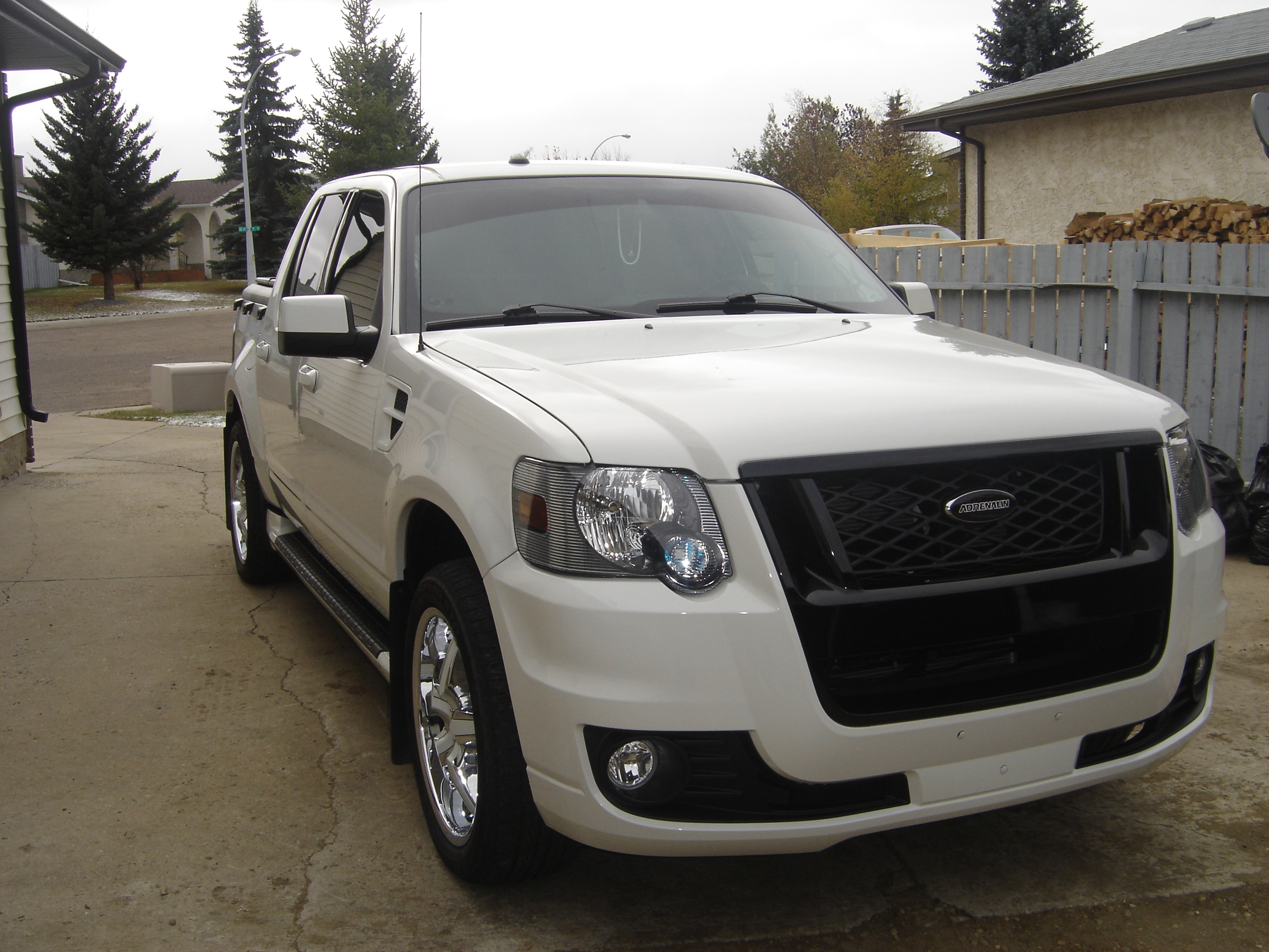 Another IcemanAAA 2009 Ford Explorer Sport Trac post... - 14840086