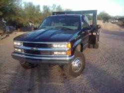 Redneckchevy1966 1997 Chevrolet 3500 Extended Cab & Chassis