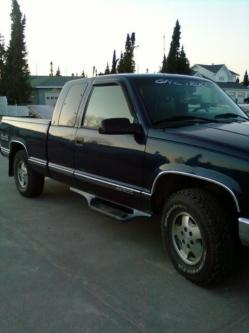 jordan9252s 1995 GMC Sierra 1500 Extended Cab