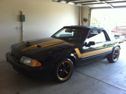 MASORCASs 1990 Ford Mustang