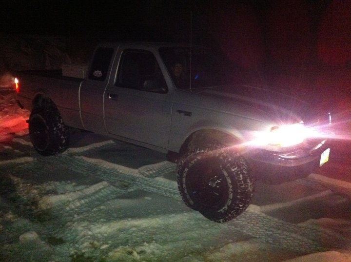 2003 ford ranger lifted. 3in PA Body lift