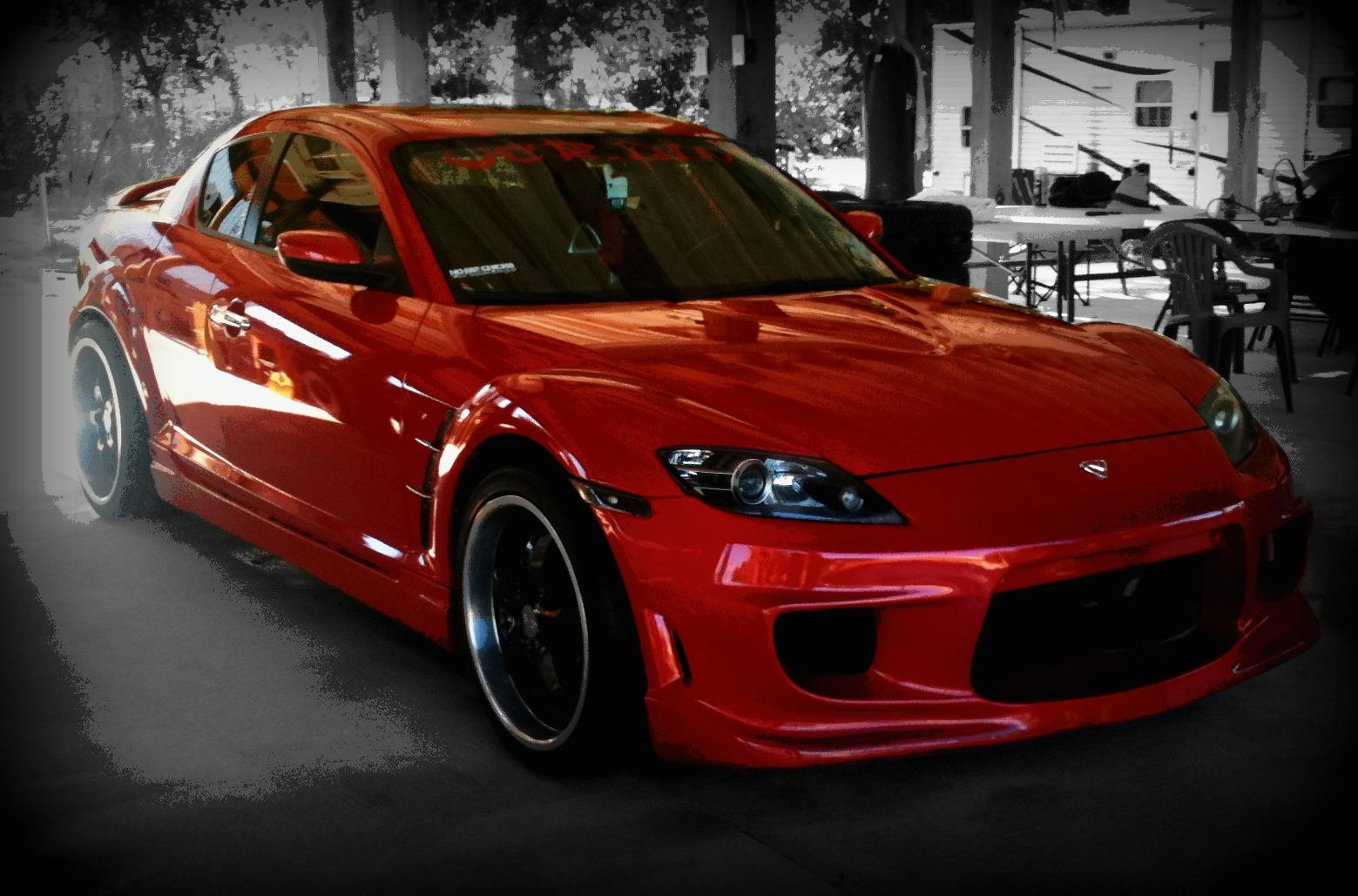 unleashed- 2005 mazda rx-8shinka special edition coupe 4d specs