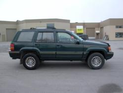 colock's 1994 Jeep Grand Cherokee