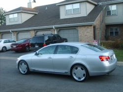 HotRodMiltowns 2008 Lexus GS
