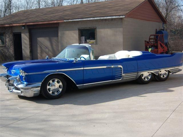 Distinct1 1958 Cadillac Eldorado Specs Photos