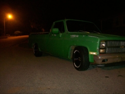 GreenMachine619 1984 Chevrolet Scottsdale