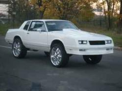 bosshoggonelows 1985 Chevrolet Monte Carlo