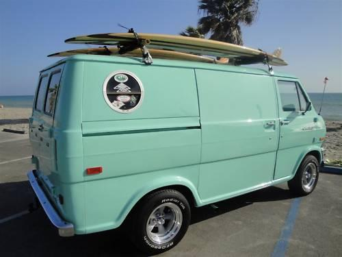 Another beachic 1974 Ford Econoline E150 Cargo post... - 14843570