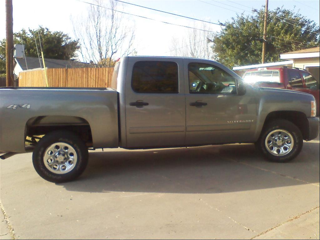 bustinout04chevy 2008 chevrolet silverado 1500 crew cab specs photos modification info at. Black Bedroom Furniture Sets. Home Design Ideas