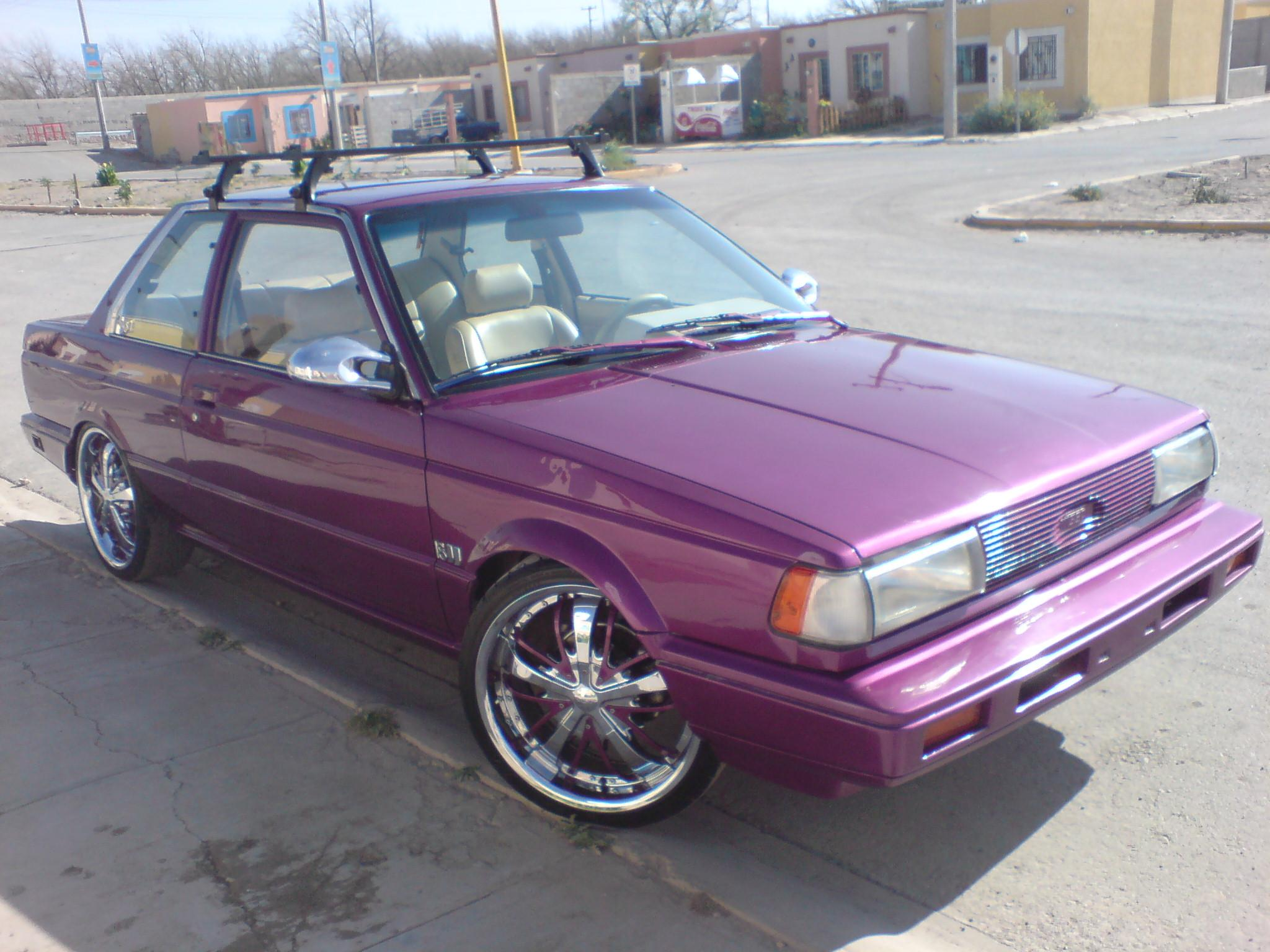 Another nestorsentra 1989 Nissan Sentra post... - 14844893