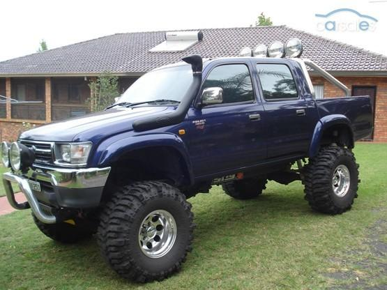Jacked Up Toyota Tacoma Www Jpkmotors Com