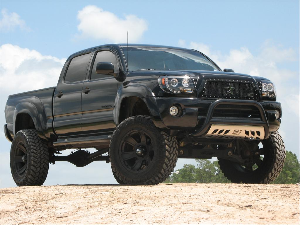 "Blacked Out Taco"" - Spring, TX owned by TacM31 Page:1 at Cardomain.com"