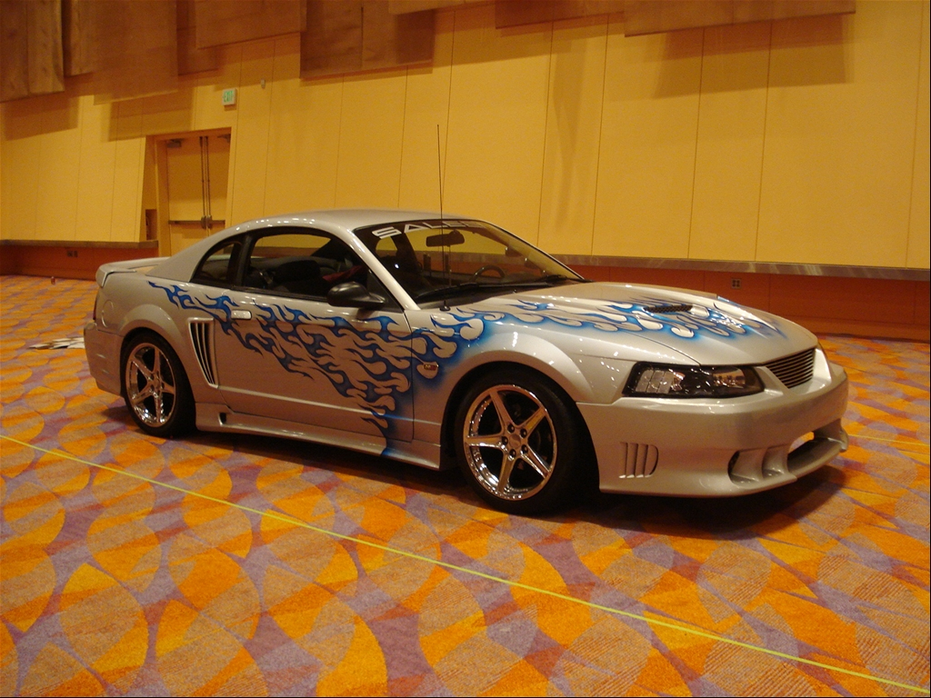 firesaleentt 39 s 1999 saleen mustang in cincinnati oh. Black Bedroom Furniture Sets. Home Design Ideas