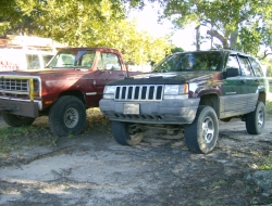 ajMrmacs 1997 Jeep Grand Cherokee