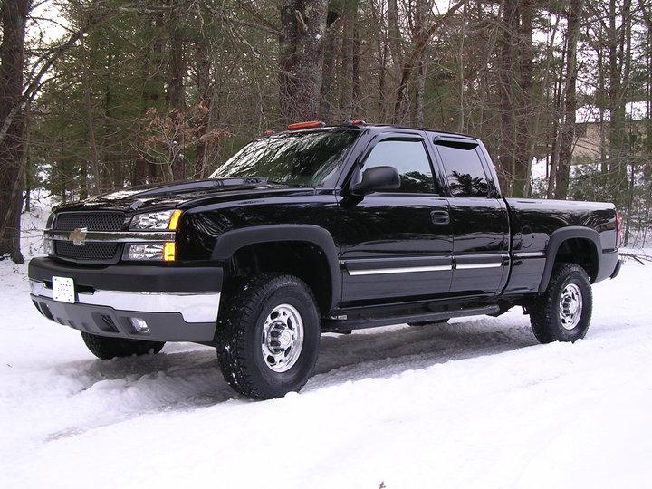 2004 Chevrolet Silverado (Classic) 2500 HD Extended Cab