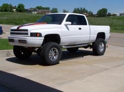 9LivesNick 1997 Dodge Ram 2500 Club Cab
