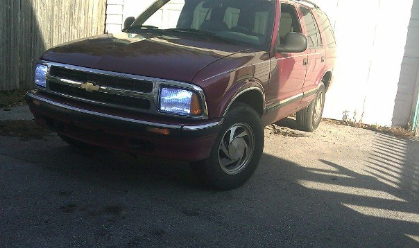 Another jaymoung 1995 Chevrolet Blazer post... - 14846821