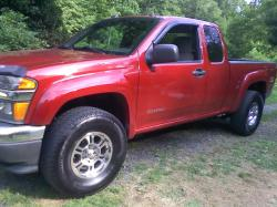 Hank-Hill 2005 Chevrolet Colorado Extended Cab