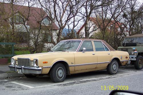 Another fjolnir 1977 Plymouth Volare post... - 14848293