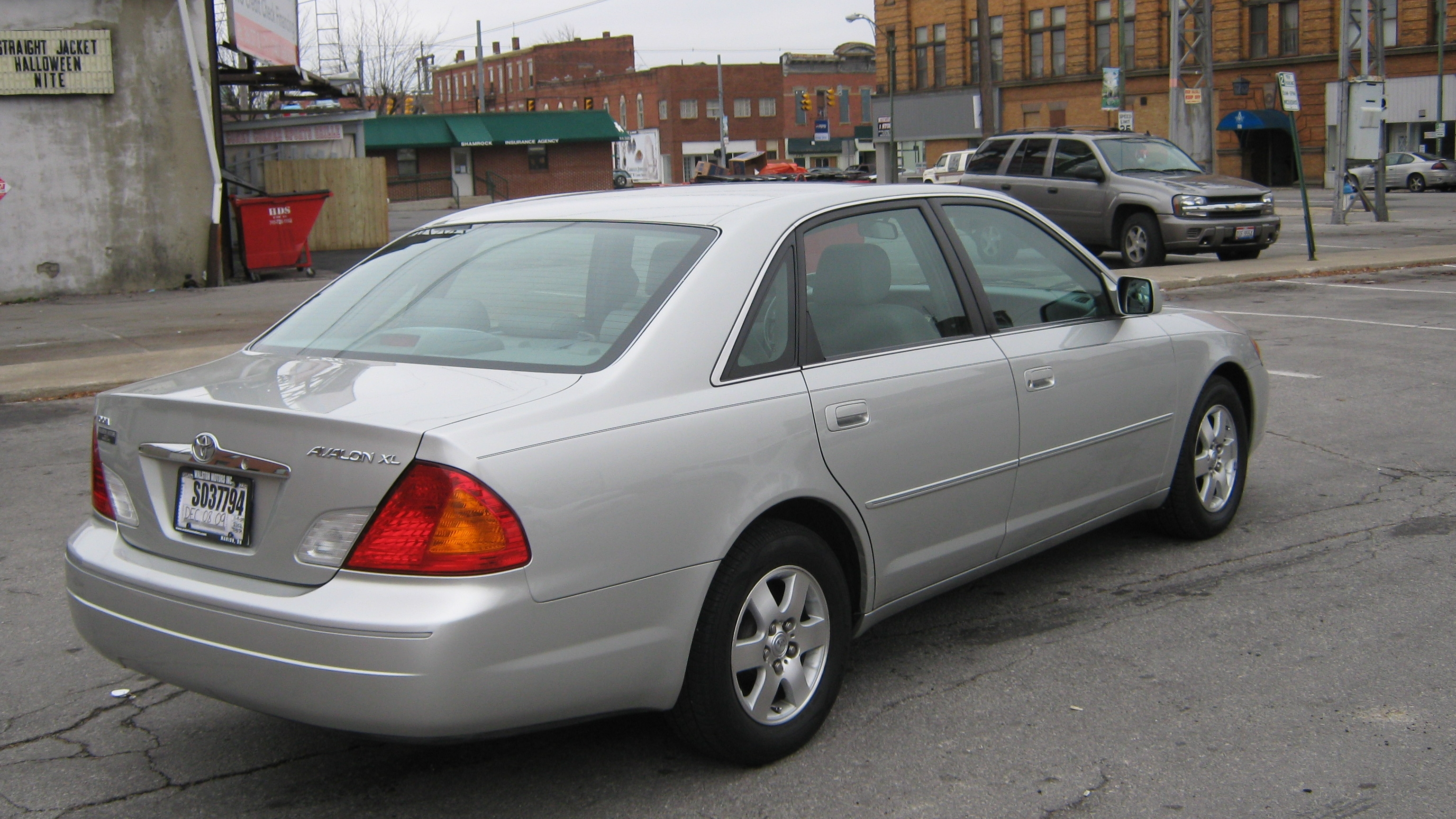 Another Michelo 2002 Toyota Avalon post... - 14846125