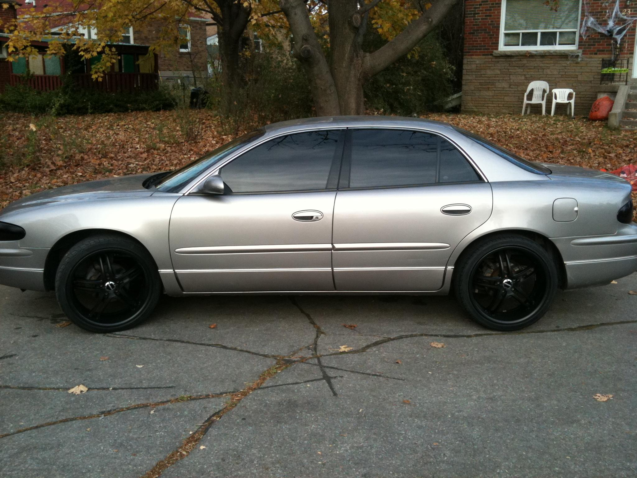 LazerMazur's 1999 Buick Regal