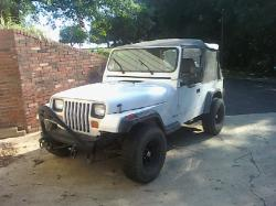 DrewJ87s 1995 Jeep YJ