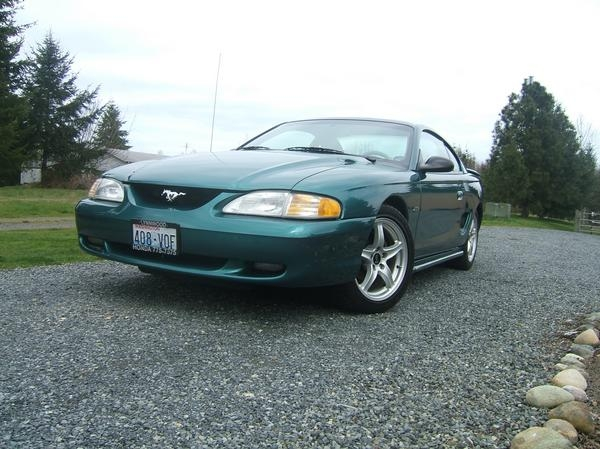 Another SKRMNGT 1998 Ford Mustang post... - 14850299