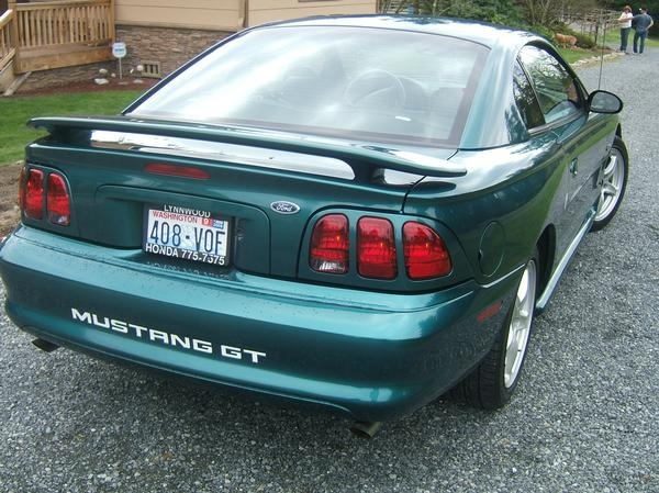 Another SKRMNGT 1998 Ford Mustang post... - 14850300