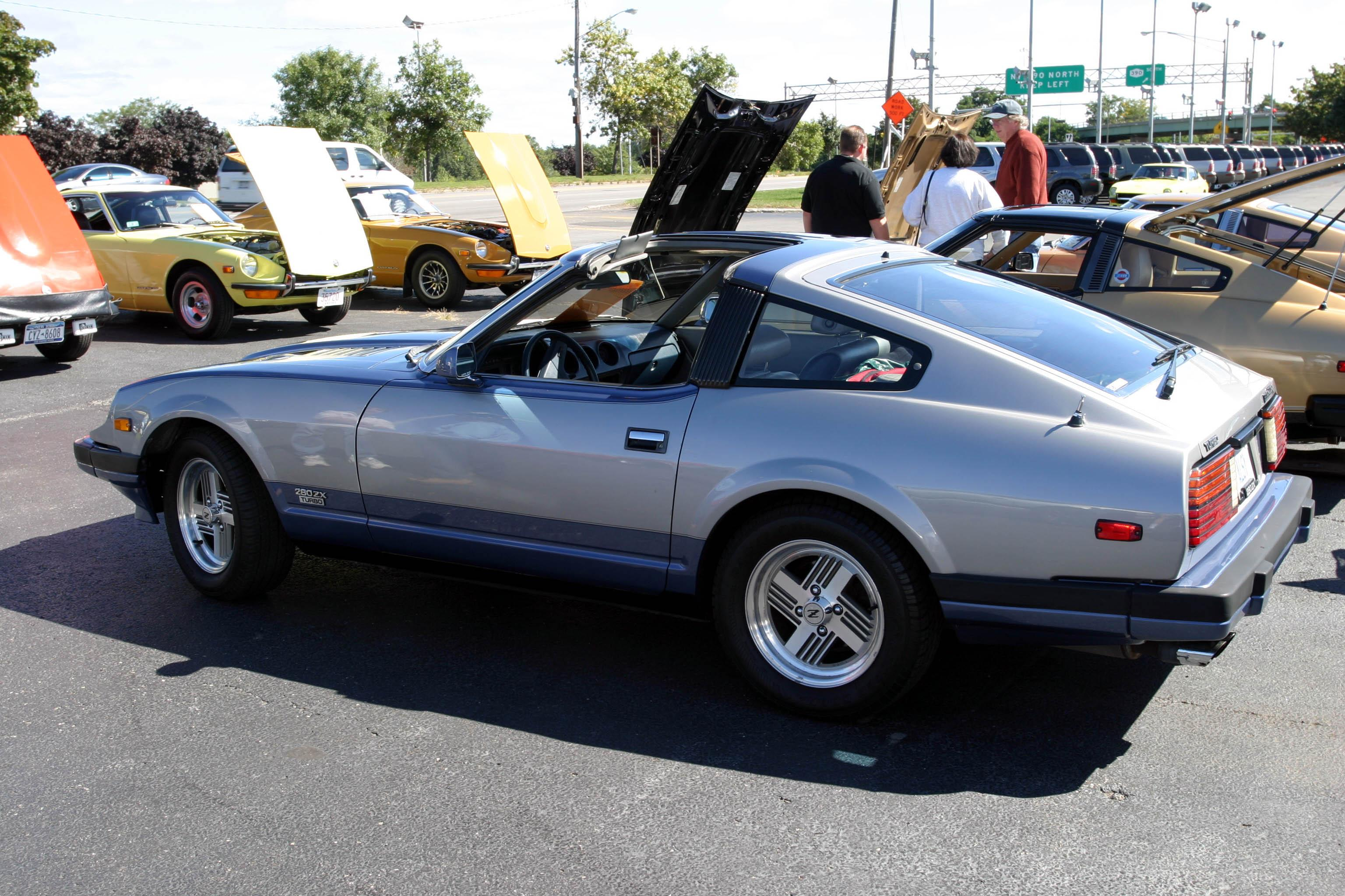 alsyzx 1983 datsun 280zx specs photos modification info at cardomain