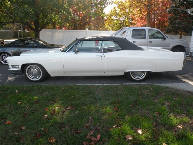 Another JGREEZY 1968 Cadillac DeVille post... - 14850353