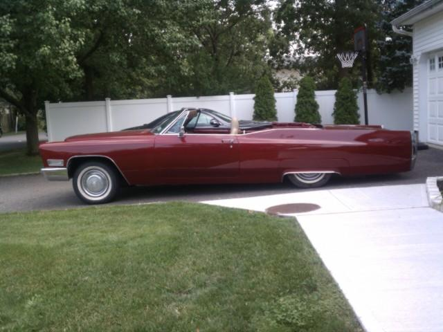 Another JGREEZY 1968 Cadillac DeVille post... - 15311392