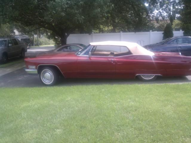 Another JGREEZY 1968 Cadillac DeVille post... - 15311394