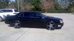Gogo52175s 2001 Cadillac DeVille