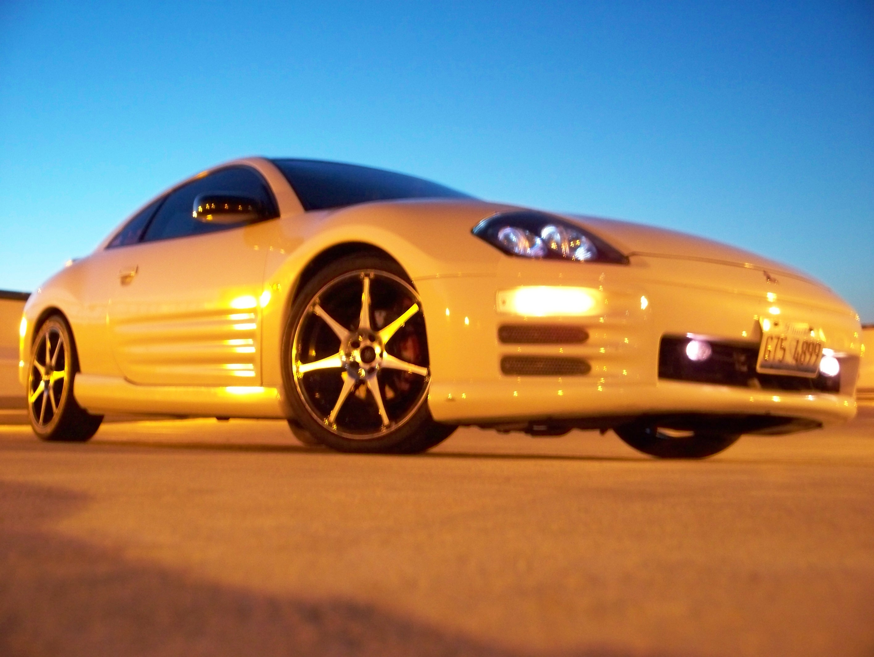 Another angerkiller 2001 Mitsubishi Eclipse post... - 14850604