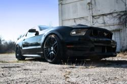 MRT-Directs 2011 Ford Mustang