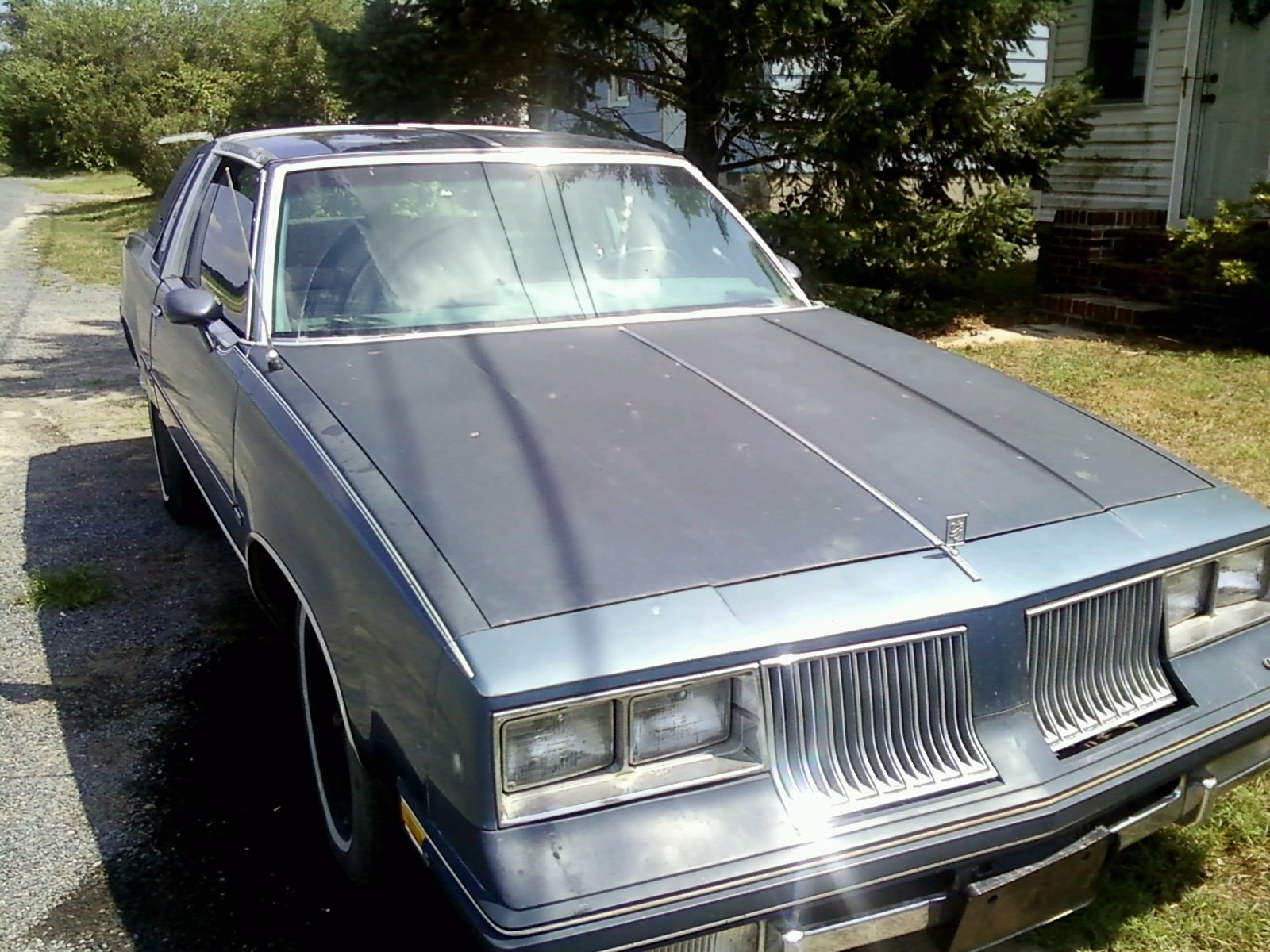 Another Car-R-Us 1984 Oldsmobile Cutlass Supreme post... - 14851684