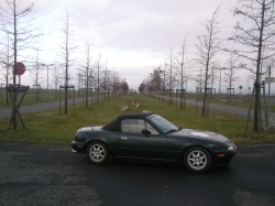 CaneGTs 1994 Mazda Miata MX-5 