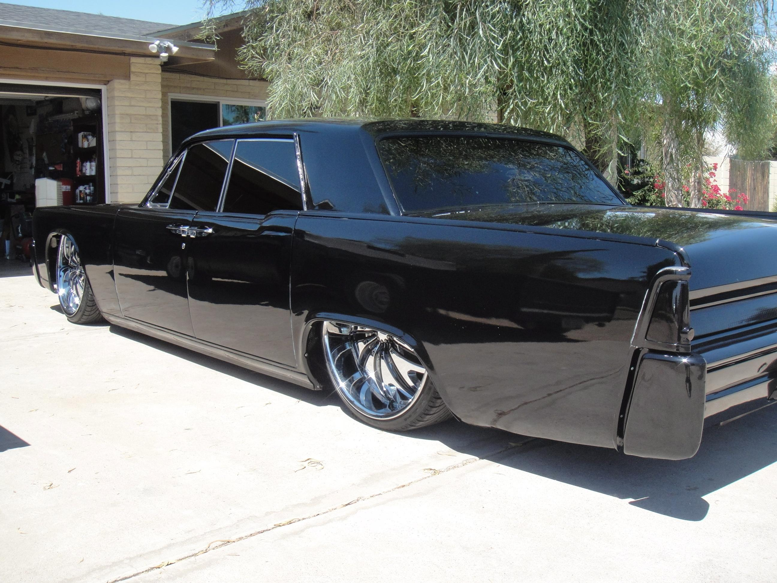 Murdered64Linc 1964 Lincoln Continental