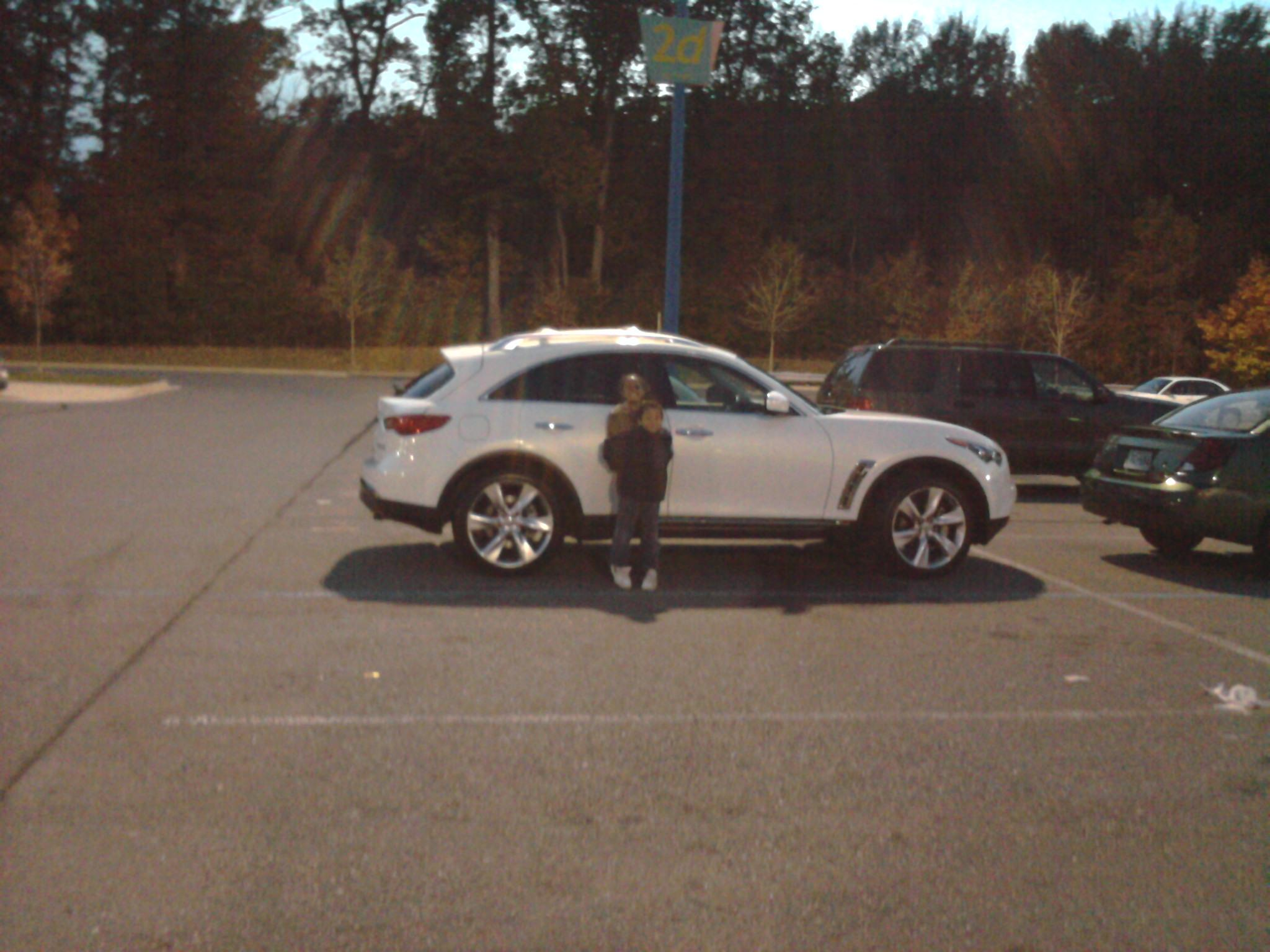 Another nyqueenznicc 2009 Infiniti FX post... - 14852175
