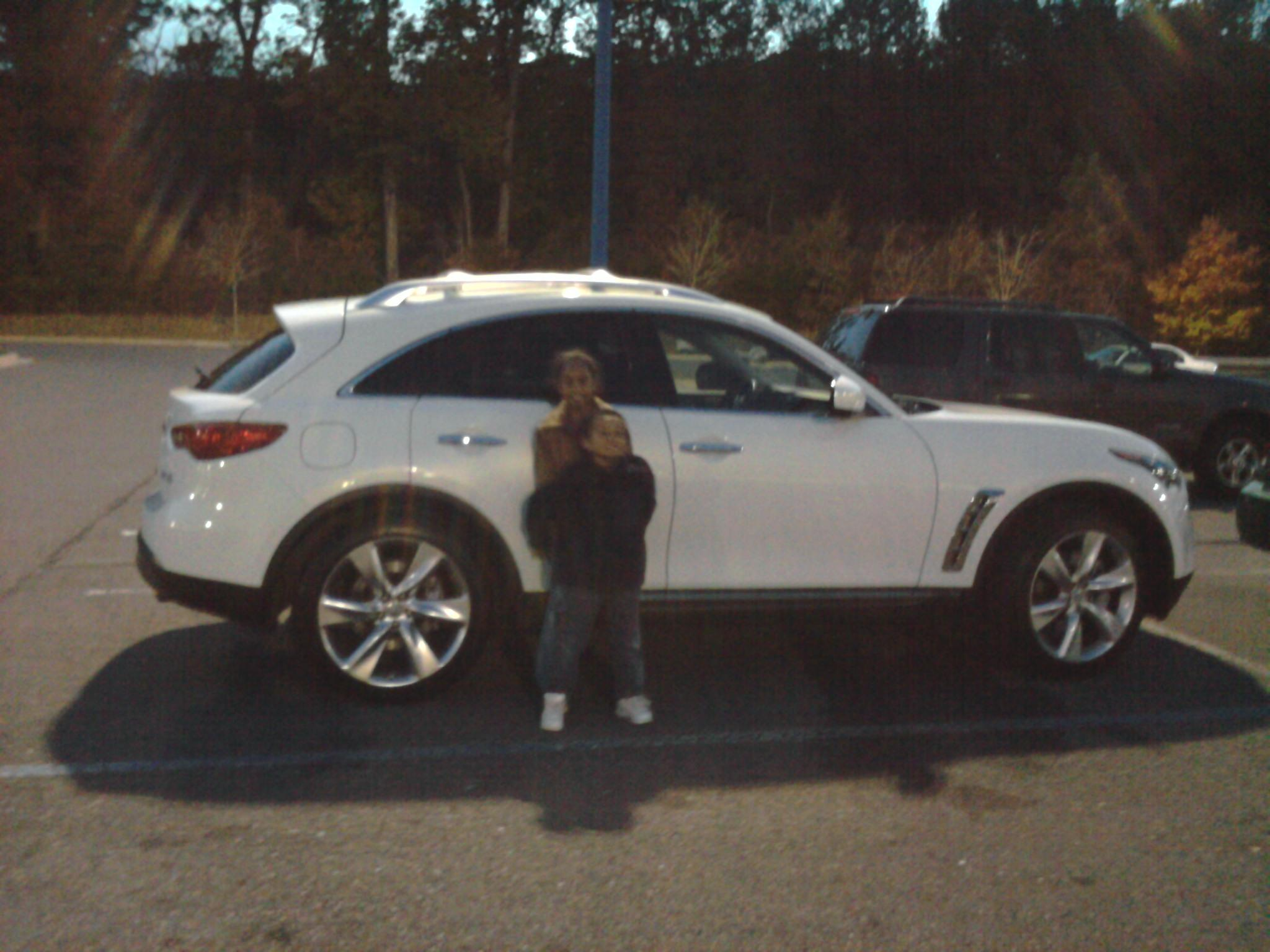 Another nyqueenznicc 2009 Infiniti FX post... - 14852178