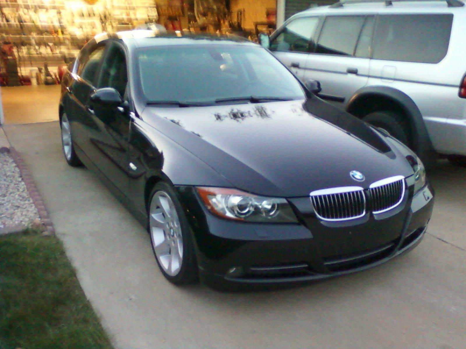 bsblackwidow 2006 bmw 3 series330i sedan 4d specs photos modification info at cardomain. Black Bedroom Furniture Sets. Home Design Ideas