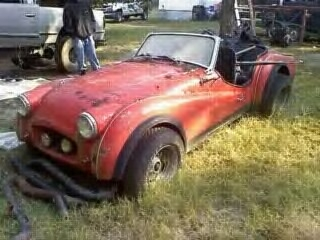 Another Keith_chapman 1956 Triumph TR2 post... - 14852936