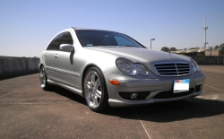 CookeHoustons 2005 Mercedes-Benz C-Class