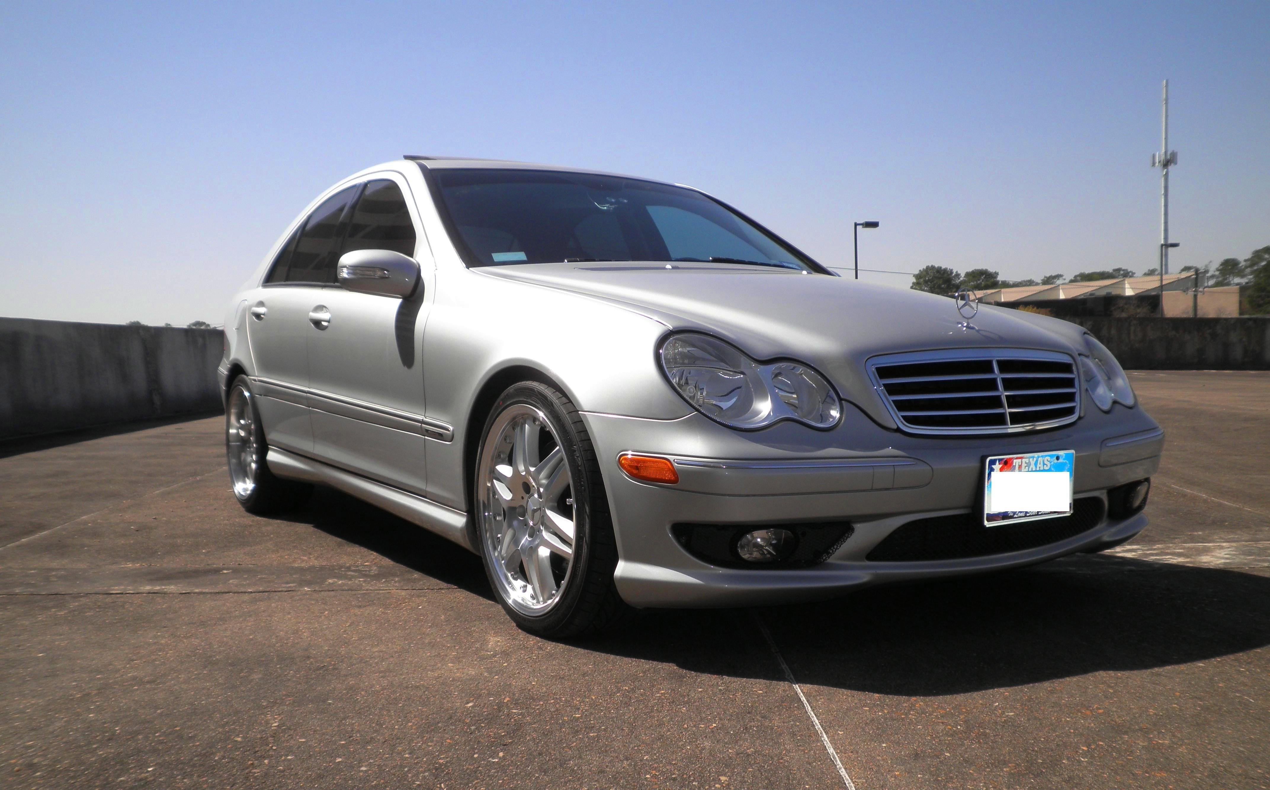 cookehouston 2005 mercedes benz c classc230 sport sedan 4d. Black Bedroom Furniture Sets. Home Design Ideas
