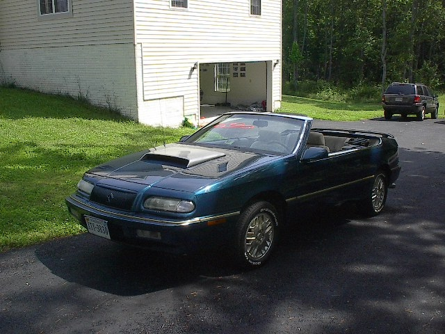 homeboysduster 1995 Chrysler LeBaron 14853007