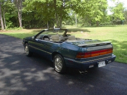 homeboysdusters 1995 Chrysler LeBaron